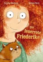 Die feuerrote Friederike Cover