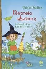 Petronella Apfelmus Bd.2 - Zauberschlaf und Knallfroschchaos Cover