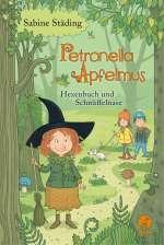 Petronella Apfelmus - Hexenbuch und Schnüffelnase Cover
