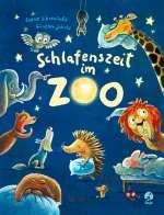 Schlafenszeit im Zoo Cover