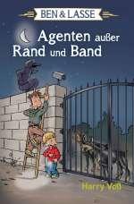 Agenten außer Rand und Band Cover