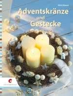 Adventskränze und Gestecke Cover