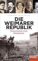 Die Weimarer Republik Cover