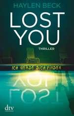 Lost you - Ich werde dich finden Cover