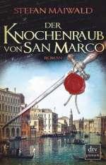 Der Knochenraub von San Marco Cover