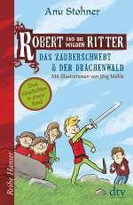 Robert und die wilden Ritter Cover