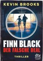 Finn Black - Der falsche Deal Cover