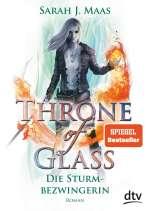 Throne of Glass: Die Sturmbezwingerin Cover