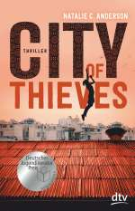 City of thieves Cover