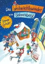 Das Weihnachtswunder von Schneeberg Cover