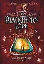 Der Blackthorn Code - die schwarze Gefahr Cover