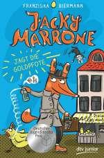 Jacky Marrone jagt die Goldpfote Cover
