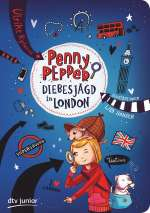 Penny Pepper 7 - Diebesjagd in London Cover