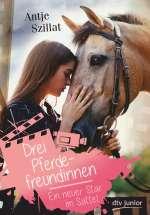 Ein neuer Star im Sattel  (Drei Pferdefreundinnen 3) Cover