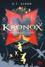 Kronox - Vom Feind gesteuert Cover