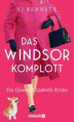 Das Windsor Komplott Cover
