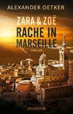 Rache in Marseille Cover