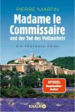 Madame le Commissaire und der Tod des Polizeichefs Cover