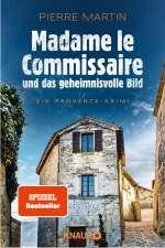 Madame le Commissaire und das geheimnisvolle Bild Cover