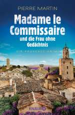 Madame le Commissaire und die Frau ohne Gedächtnis Cover