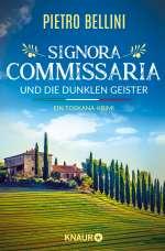 Signora Commissaria und die dunklen Geister  1 Cover