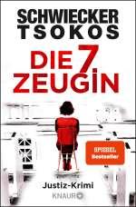 Die 7. Zeugin Cover