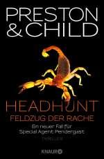 Headhunt - Feldzug der Rache Cover