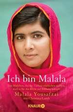 Ich bin Malala Cover