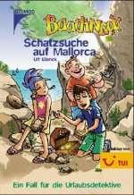 Schatzsuche auf Mallorca Cover