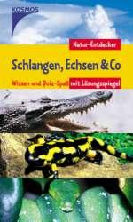 Schlangen, Echsen & Co Cover