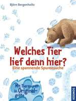 Welches Tier lief denn hier? Cover