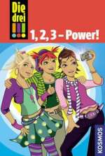 Die drei !!! - 1, 2, 3 - Power! Cover