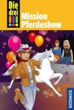 Mission Pferdeshow Cover