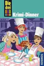 Die (drei Ausrufezeichen) !!! Krimi-Dinner Cover