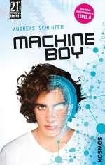 Machine Boy Cover