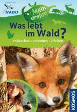 Was lebt im Wald? Cover