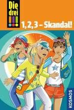 1, 2, 3 - Skandal! Cover