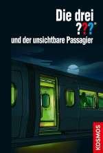 Die drei (Fragezeichen) ??? - und der unsichtbare Passagier Cover