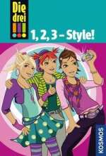 1, 2, 3 - Style! Cover