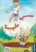 Trampolin-Sommer Cover