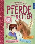 Mein fabelhaftes Lieblingsbuch über Pferde und Reiten Cover