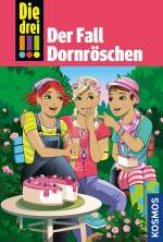 Der Fall Dornröschen Cover