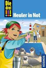 Die drei !!! - Heuler in Not Cover
