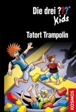 Tatort Trampolin Cover
