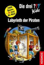 Labyrinth der Piraten Cover