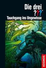 Tauchgang ins Ungewisse Cover