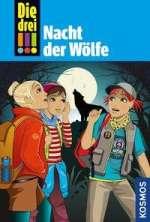 Nacht der Wölfe Cover