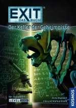 Exit - das Buch: der Keller der Geheimnisse Cover
