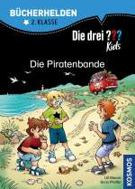 Die Piratenbande Cover
