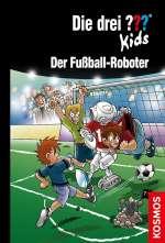 Der Fussball-Roboter Cover